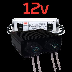 INTAQO with 12v Power Supply